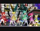 68【MMD】イアイア★ナイトオブデザイア【らぶ式モデルFC周年祭】