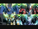 神と見るロボットアニメ 燃える出撃・合体シーン集