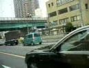 都営バスの車窓から