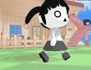 【ゆっくり】モノ子・モノ江と一緒にBAD APPLE踊ってみた【ゆめにっき】