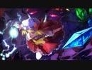 【ニコニコ動画】【東方】 岸田教団&The明星ロケッツ - flanticnight【魔法少女達の百年祭】を解析してみた