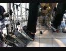 【ニコニコ動画】【スピカ】足だけで演奏してみた【踏んでみた】Pentatonix「Aha!」を解析してみた