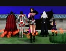 【MMD戦国BASARA】織田軍でfake doll