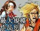 【MUGEN】最大規模!作品別 成長ランセレサバイバルバトル part2 thumbnail