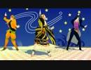 勇儀姐様と通りすがりの承太郎&Dio様でラムのラブソング