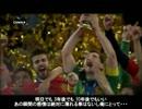 【ニコニコ動画】【南アフリカW杯】スペイン優勝ドキュメンタリー⑦(字幕あり)を解析してみた