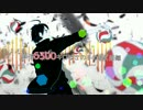 【ハイキュー!!】山口君でダブルラリアット【手描き】 thumbnail