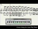 自動演奏ピアノのためのサーカス・ギャロップ thumbnail