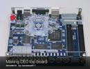【レーザーカッター】FPGAの開発ボードのトッププレートを作ってみた