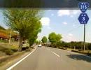 【ニコニコ動画】【こくこく動画】国道315号線(その3/9)《鹿野バイパス》を解析してみた