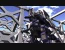 ゾイドオリジナル ジェノリッター模擬戦PV