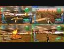 【4画面で見る】EDF3P いきなりINFオンライン St.32 凶蟲行進
