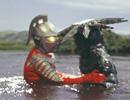 ウルトラセブン #41「水中からの挑戦」