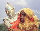 ウルトラセブン #44「恐怖の超猿人」
