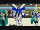 【ニコニコ動画】【MMD】すーぱー☆あふぇくしょんfull【モデル色々】を解析してみた