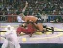 【ニコニコ動画】WCW グレート・ムタ vs S.オースチン 2/2  【プロレス】を解析してみた