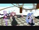 【ニコニコ動画】【MMD】シリョクケンサ【ネギドリルチェーンソー】を解析してみた