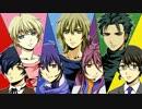 【ZOLA・がくぽ・KAITO・VY2・キヨテル】Brave Love, TIGA【ウルトラマンティガ】