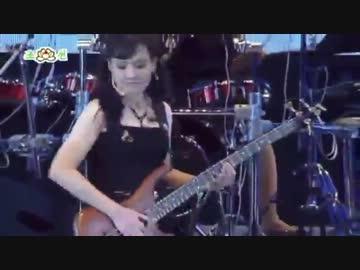 牡丹峰楽団 - Moranbong Band