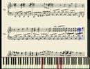 【ニコニコ動画】ピアノでHELLO!!を解析してみた
