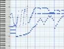 【ニコニコ動画】【NNI】ピアノの戦慄【低音質ピアノMIDI】を解析してみた