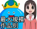 【MUGEN】最大規模!作品別 成長ランセレサバイバルバトル part16