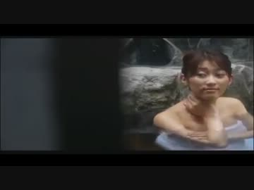 美女の温泉盗撮映像 R