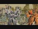 【MMD】ジュノーンとパトラクシェでYellow【ファイブスター物語】