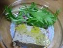 カプおに対抗するフォアグラと豚軟骨肉のコラーゲンテリーヌ