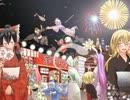 【ニコニコ動画】【東方アレンジ】砕月~お祭り~を解析してみた