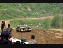 神回避で段差に完全勝利したK1A1戦車UC