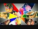 第90位:【ワンパンマン】 リアル・ヒーロー 【静止画MAD】 thumbnail