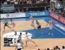 男子バスケ世界選手権2006 準決勝 アルゼンチン vs スペイン【1/4】