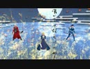 【Fate/MMD】凛として咲く花の如く【5次3騎士/剣舞】