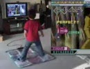 5歳児のダンレボ、パーフェクトステップ‐ニコニコ動画(夏)