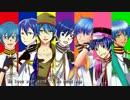 【KAITO7人】夢追人へのSymphony【合作】