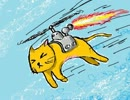 【ニコニコ動画】猫用飛行装置を作ってみた【スチームパンク風】を解析してみた