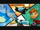 【実況】オシャレでシニカルな協力?アクション 『RAYMAN』【Part1】 thumbnail