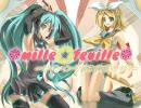 【ミクオリジナル】*mille☆feuille*~ト・キ・メ・ク恋は笑顔から~ver.full