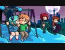 【2DドットACT】SCOTT PILGRIM VS. THE WORLD: THE GAMEを実況プレイ!【ChiptuneBGM】part2