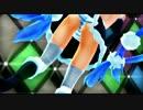 【MikuMikuDance】色んなモデルで変則腰振り♪②【HD・60fps】