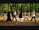 【テクパラ】BIG BOSS踊ってみた【代々木公園】