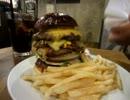 『HUNGRY HEAVEN(ハングリーヘブン)』 のハンバーガー☆