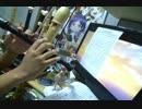 【ニコニコ動画】インフィニット・ストラトス2OP【True Blue Traveler】をリコーダーで吹いたを解析してみた
