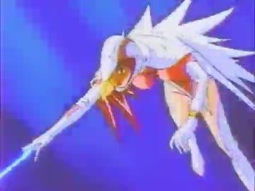 【科学忍者隊ガッチャマン】白鳥のジュンピンチシーン