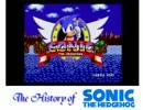 ヒストリー オブ ソニック : 歴代ソニック1stステージメドレー