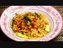 【ニコニコ動画】海の幸の煮込みのスパゲティ♪を解析してみた