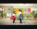 【みこ☆ぺん】 ビバハピ 踊ってみた 【みことぺんた】