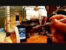 【ニコニコ動画】エアーコンプレッサー比較 GSIクレオスL7 / エアテックスAPC-006Nを解析してみた