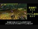 【MH4・片手剣】これから始める爆殺剣士【講座】